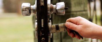 Slotenmaker Amersfoort vervangt cilindeerslot